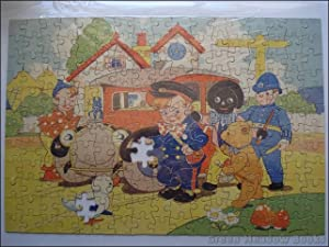 BUMPY AND HIS BUS - BESTIME JIGSAW PUZZLE Number 2 in Series