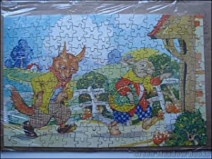 BRER RABBIT AND CO - BESTIME JIGSAW PUZZLE Number 7 in Series
