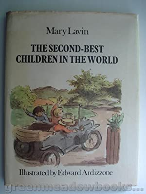 THE SECOND-BEST CHILDREN IN THE WORLD The Author's First Book