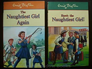 THE NAUGHTIEST GIRL Comprising: . In the: BLYTON Enid