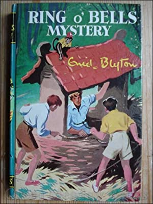 RING O' BELLS MYSTERY JUNIOR STORY BOOK.
