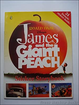 JAMES AND THE GIANT PEACH: DAHL Roald