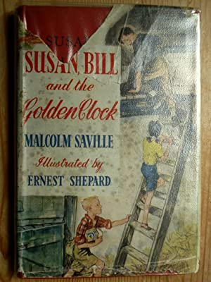 SUSAN, BILL AND THE GOLDEN CLOCK