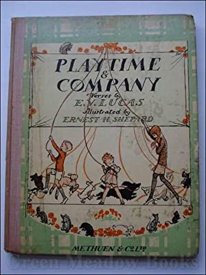 TWELVE SONGS FROM PLAYTIME & COMPANY