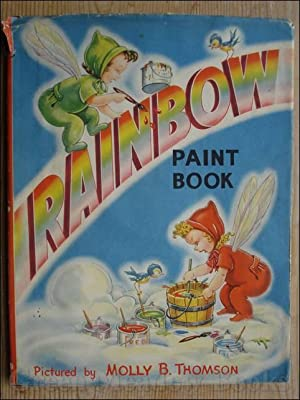 RAINBOW PAINT BOOK