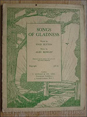 SONGS OF GLADNESS