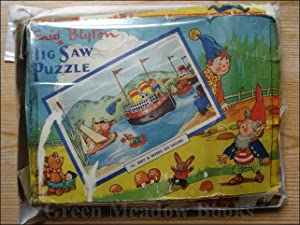 NODDY JIGSAW: JUDY AND NODDY GO SAILING