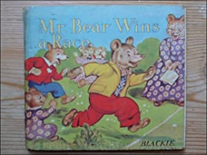 MR BEAR WINS A RACE