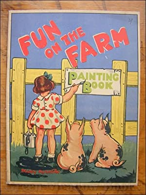 FUN ON THE FARM Painting Book