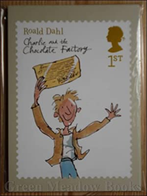 ROALD DAHL: ROYAL MAIL