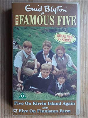 VIDEO: THE FAMOUS FIVE - FIVE ON KIRRIN ISLAND AGAIN and FIVE ON FINNISTON FARM