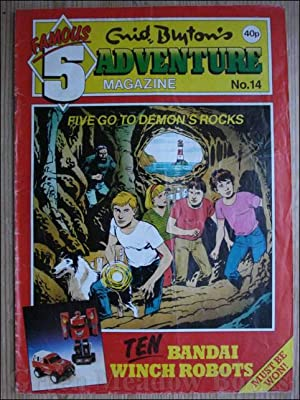 ENID BLYTON¿S ADVENTURE MAGAZINE Number 14