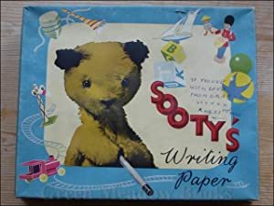 SOOTY'S WRITING PAPER