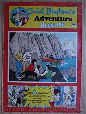 ENID BLYTON¿S ADVENTURE MAGAZINE Number 1