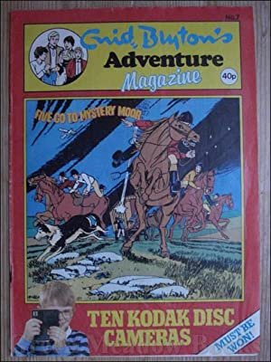 ENID BLYTON¿S ADVENTURE MAGAZINE Number 7