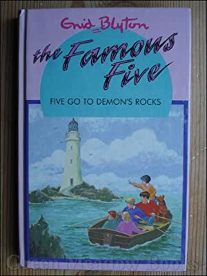 FIVE GO TO DEMON'S ROCKS