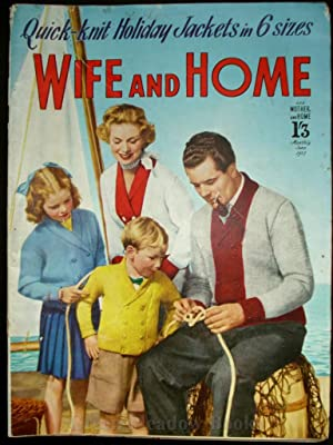 WIFE AND HOME JUNE 1957