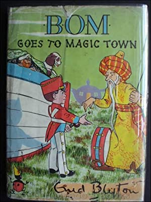 BOM GOES TO MAGIC TOWN