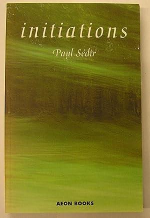 INITIATIONS: Sedir, Paul