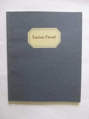 LUCIAN FREUD - RECENT PAINTINGS : 10: Freud, Lucian