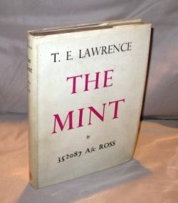 The Mint.: Lawrence of Arabia] Lawrence, T.E.