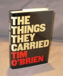 "an analysis of the stories in the vietnam war in the book the things they carried by tim obrien In ""the things they carried,"" a short story by tim o'brien, the reader is able to see, in great detail, each of the characters ways of dealing with the atrocities of the vietnam war by what they choose to carry how symbolically they use these objects as a means for remembrance of what they have left behind, to escape what they deal with each day, and for some, a false sense of security ."