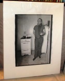 Charles Bukowski Photograph.