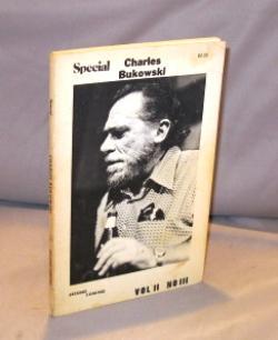 Second Coming Vol. II, No. III. Special Charles Bukowski Issue.: Bukowski, Charles.