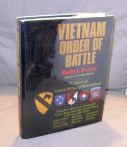 Vietnam Order of Battle.: Vietnam War Literature] Stanton. Shelby.