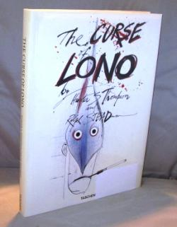 The Curse of Lono.: Thompson, Hunter S.