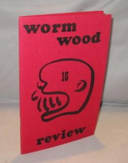 Grip the Walls. A separate booklet of poems in issue 16 of Wormwood Review.: Bukowski, Charles.