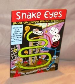 A Man. In Snake Eyes: No. 1.: Bukowski, Charles.