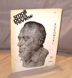Small Press Review. Vol. 4, No. 4. May 1973.: Bukowski, Charles).
