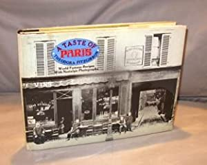 A Taste of Paris: World Famous Recipes With Nostalgia Photographs.: Fitzgibbon, Theodora.