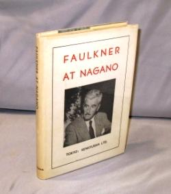Faulkner at Nagano.: Faulkner, William.