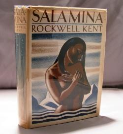 Salamina. Illustrated by Rockwell Kent.: Kent, Rockwell, .