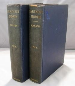 """Farthest North. Being the Record of a Voyage of Exploration of the Ship """"Fram"""" 1893-96 ..."""