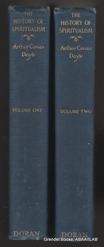 History of Spiritualism (two volumes).: DOYLE, Sir Arthur Conan.