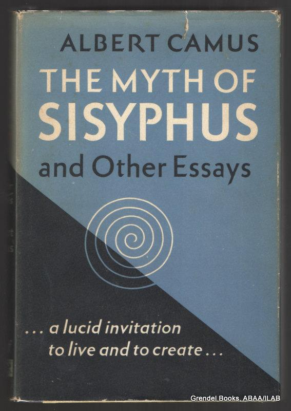 the myth of sisyphus essay text Myth of sisyphus and other essays, the [albert caumus] on amazoncom free shipping on qualifying offers the myth of sisyphus and other essays  pages can include considerable notes-in pen or highlighter-but the notes cannot obscure the text at thriftbooks, our motto is: read more, spend less  the myth of sisyphus is an excellent work.