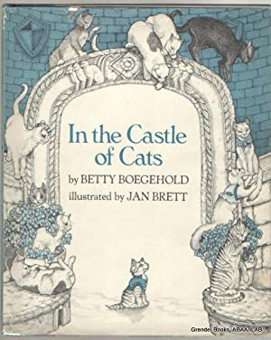 In the Castle of Cats.: BOEGEHOLD, Betty.