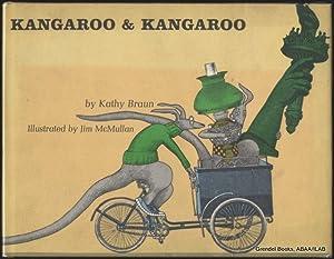 Kangaroo & Kangaroo.: BRAUN, Kathy.