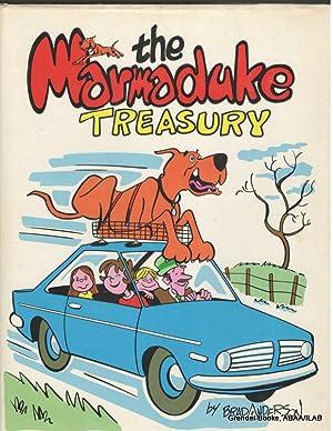 Marmaduke Treasury.: ANDERSON, Brad.