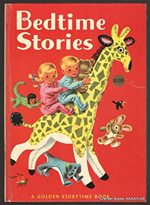 Bedtime Stories: Selected from the Big Golden Bedtime Book.: JACKSON, Kathryn.