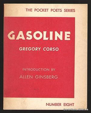 Gasoline.: CORSO, Gregory.