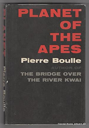 Planet of the Apes.: BOULLE, Pierre.