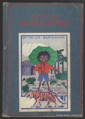 Little Black Sambo.: BANNERMAN, Helen.