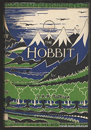 Hobbit or There and Back Again.: TOLKIEN, J. R.