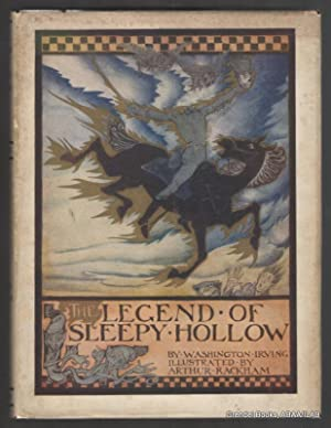 The Legend of Sleepy Hollow.: Arthur Rackham) IRVING,