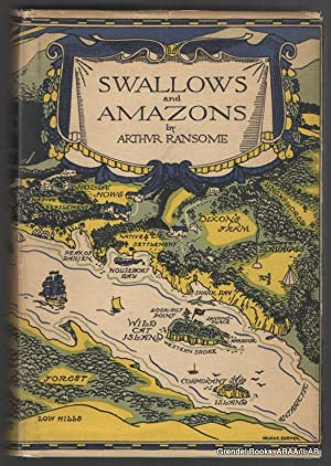 Swallows and Amazons.: RANSOME, Arthur.