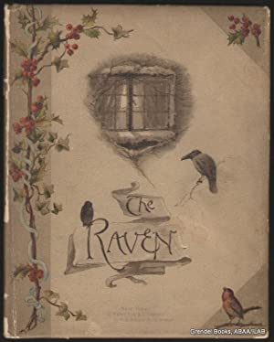 The Raven.: POE, Edgar Allan.